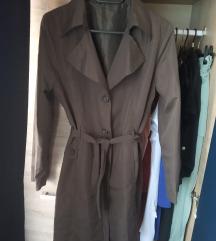 Khaki ballon kabát M(38)