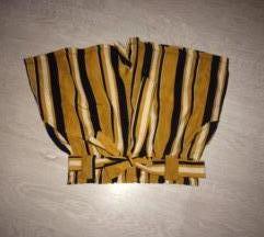 Paperbag rövidnadrág