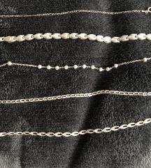 Ezüst karkötők