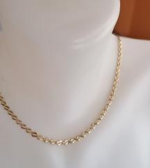 Szép, arany nyaklánc, 5,21 grammos