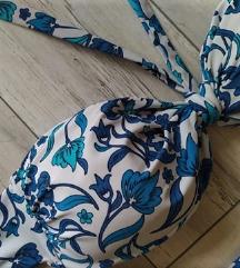 Variálható, kényelmes, virág mintás bikini