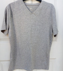 H&M férfi szürke póló