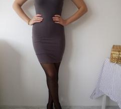 Sexy szürke ruha
