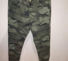 Új! Terepmintás nadrág