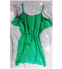 Zöld, nyári ruha