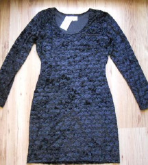 Új M-es fekete ruha