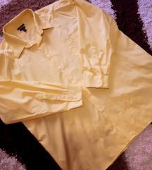 Vilàgos sárga férfi ing.