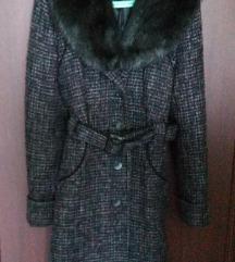 Szöszy Fashion szövetkabát szövet kabát kabát L