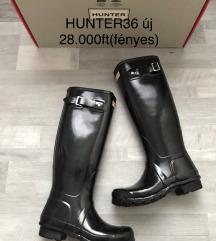 Hunter gumicsizma 36 új