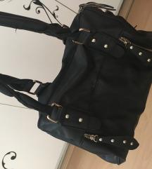 fekete kézi táska