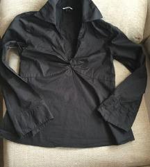 Új Philip Russel fekete női ing Csere is!!!