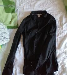 Fekete h&m elegáns ing
