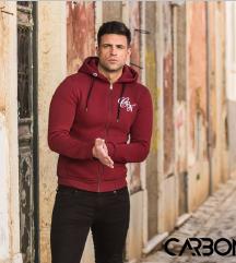 Carbon hoodie XL