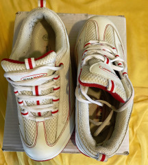 Walkmaxx fehér-piros női sportcipő