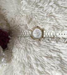Gyönyörű arany fehér óra 😍