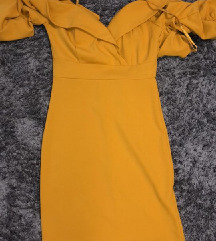Mustár ruha
