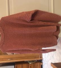 Oversize H&M kötött pulcsi