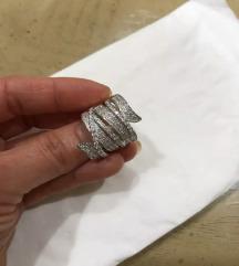 Új ezüst gyűrű