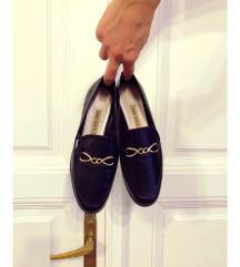 Zara bőrcipő