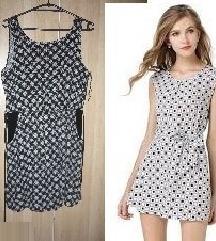 Pepco nyári mintás ruha 40