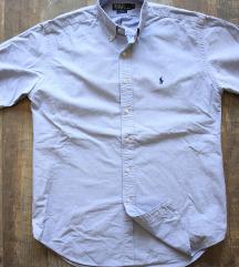 Újszerű ' Ralph Lauren '  rövid ujjú ing, L-es