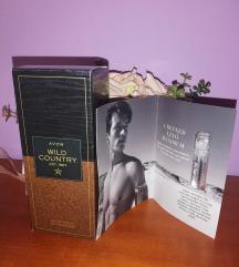 Wild Country parfüm+minta.Ingyen posta