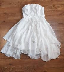 Tally Weijl fehér ruha