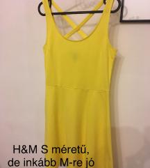 H&M nyári rövid ruha