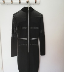 Fekete mash ruha Mayo Chix