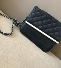 New yorker fekete táska