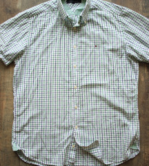 Újszerű  ' Tommy Hilfiger ' férfi rövid ujjú ing