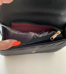 Új Gucci fekete női táska crossbody