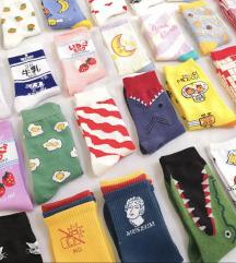 ♡Mintás zoknik 13 féle mintában♡