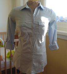 Jennyfer márkájú 38-as világoskék női blúz
