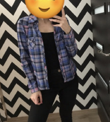 Gyerek méretű kockás ing