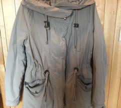 Bershka őszi-téli kabát 🍁❄️