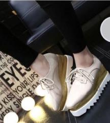 Stella Mccartney stílusú platformos cipő