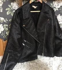 Csillogós H&M-es kabát
