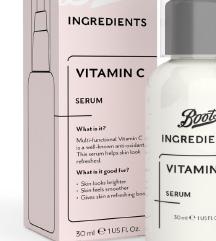 Boots C-vitamin szérum