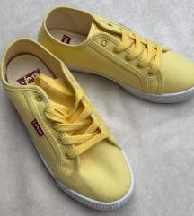 Levi's sárga vászon cipő