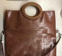 Reserved félbehajtható retro táska