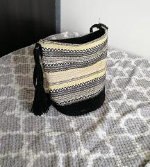 Bucket táska, mintás