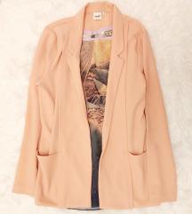 Rózsaszín blézer / kabátka