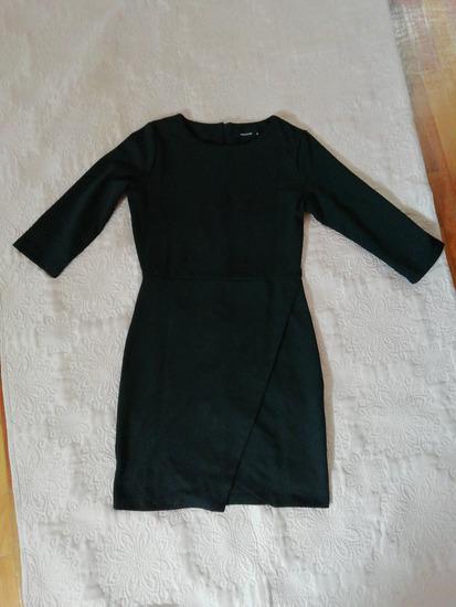 Reserved fekete ruha S