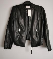 Orsay fekete női bőr dzseki