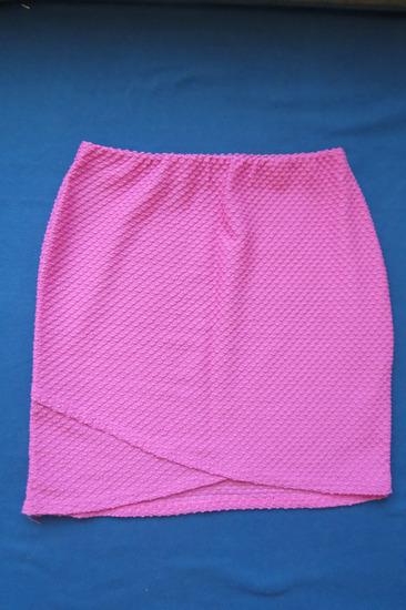 Asos rózsaszín szoknya