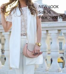 NEW look white vest