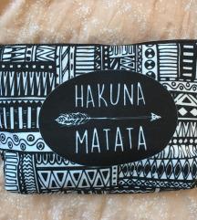 Hakuna Matata neszeszer