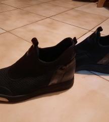 Magastalpú cipő
