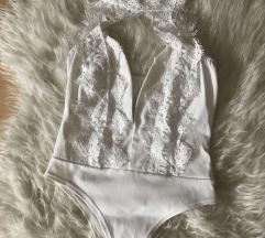 Fehér szexi body